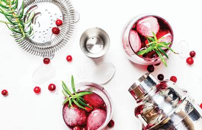 Recipe of the week: Dynamic cocktails for the holidays