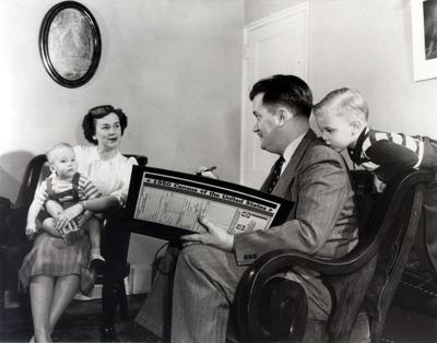 1950 census enumerator