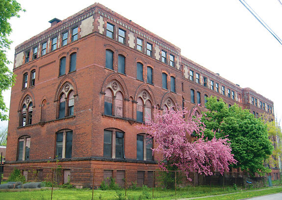Preservation-ready: St. Vincent's Female Orphanage Asylum