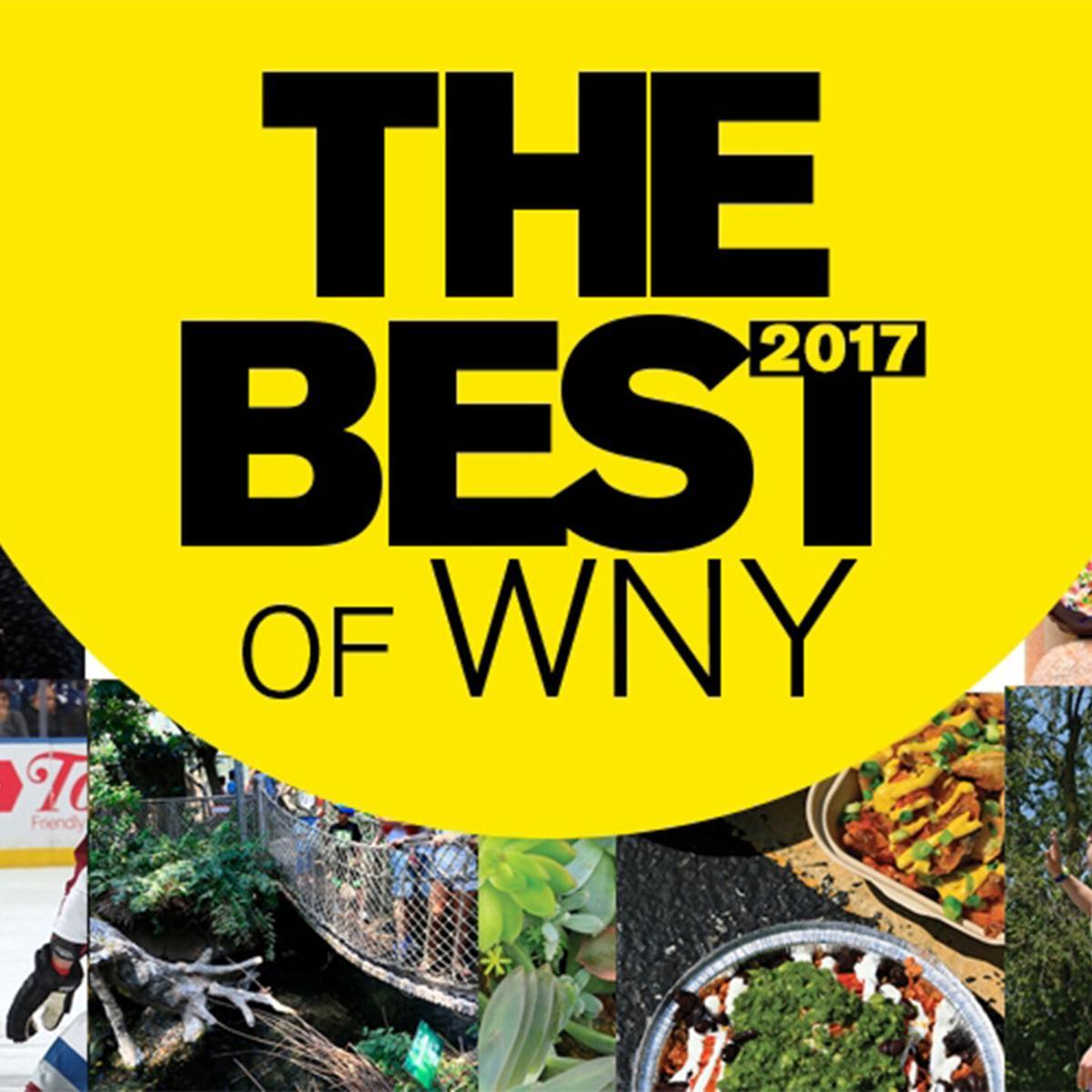 Best of WNY 2017