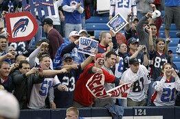 Let us now praise female Buffalo sports fans
