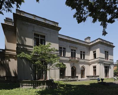 Grace Millard Knox mansion