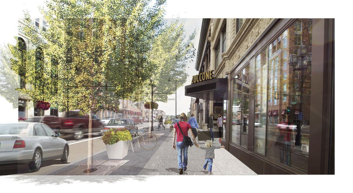 Revitalizing Superior Street one brick at a time