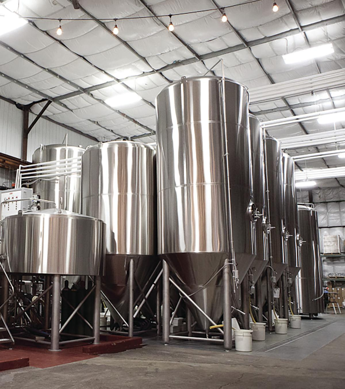 Craft brewing industry grows larger, better