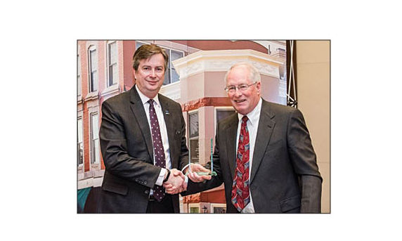 Prevost inducted into Credit Union House Hall of Leaders