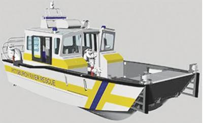 Pittsburgh rescue unit selects Lake Assault for patrol and emergency response craft