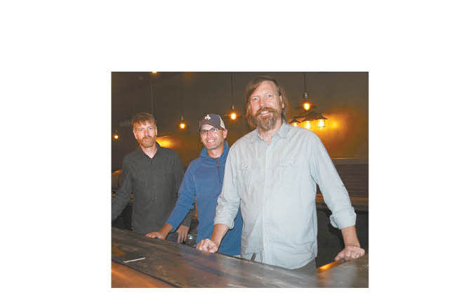 Local brewing pioneers share their  experience through consulting venture