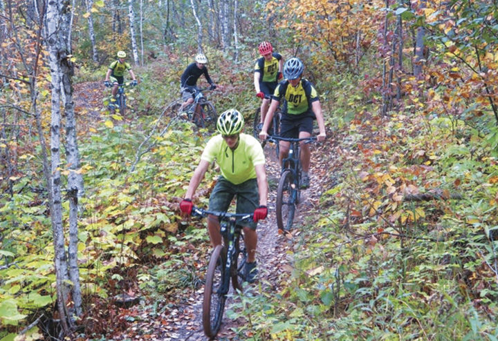 Mountain biking booms among Minnesota high schoolers