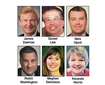 Foundation names six to board, staff positions