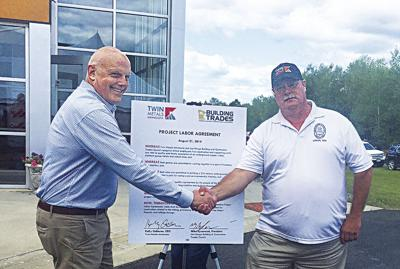 Twin Metals, labor share strong partnership