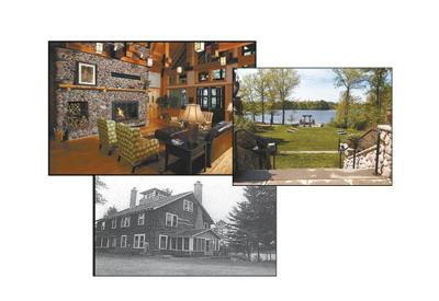 New owner embraces storied history of Trego resort