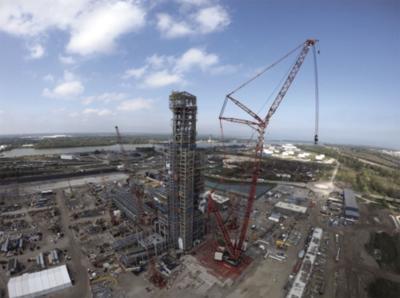 Cliffs reaches construction milestone at Toledo HBI development