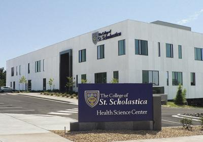 College of St. Scholastica celebrates completion of Health Science Center