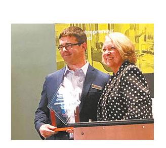 Entrepreneur Fund named SBA Rural Lender of the Year