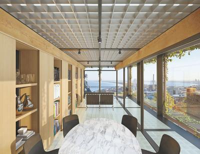 Green construction a passion for Duluth architect