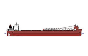 First Great Lakes bulk carrier in 35 years to be built in US