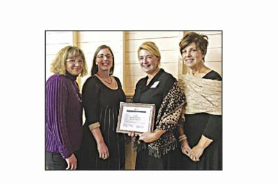 Awards presented by the Bayfield Chamber and Visitor Bureau