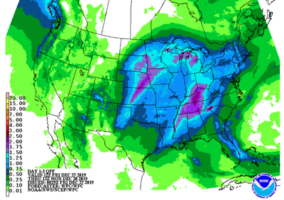 Rain, snow and ice: Major winter storm to hit Minnesota this weekend
