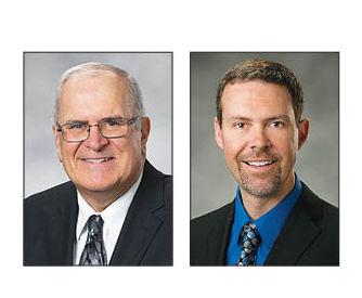 John Strange retires from St. Luke's; CFO Eric Lohn named interim president and CEO
