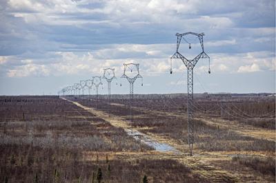 Minnesota Power energizes hydropower line