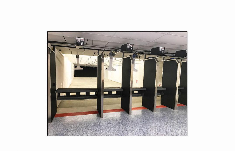 Shooting range opens near Proctor