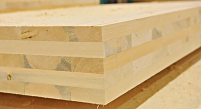 Study sees potential for area to profit from new type of wood construction