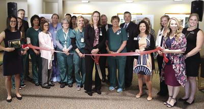 St. Luke's hosts ribbon cutting for remodeled inpatient pharmacy