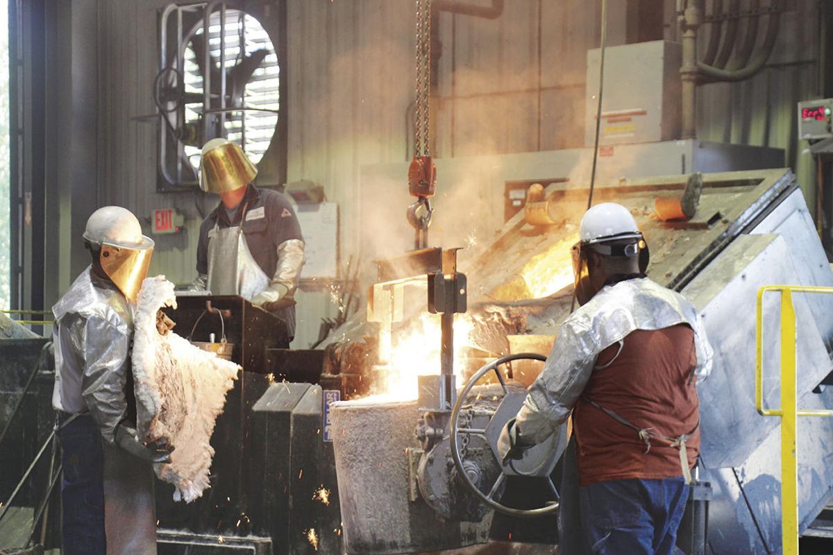 Iron Range foundry casts light on expansion