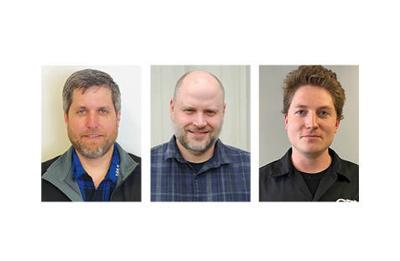 GPM announces three management promotions