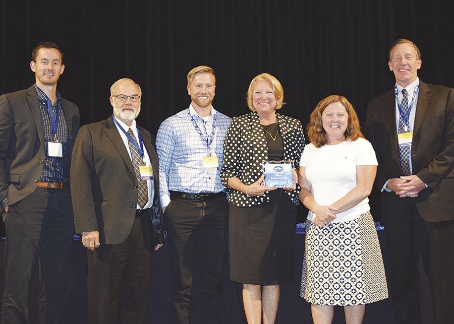 Entrepreneur Fund receives 2017 SBA Minnesota Lender Award