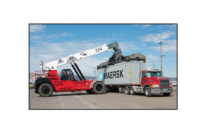 CN, Duluth Cargo Connect establish first intermodal container terminal in Twin Ports