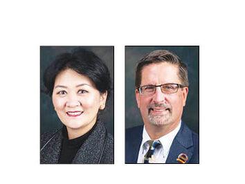 Dr. Taivan named Labovitz MBA program director