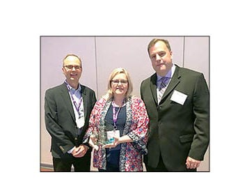 Essentia Health employee receives national award of recognition