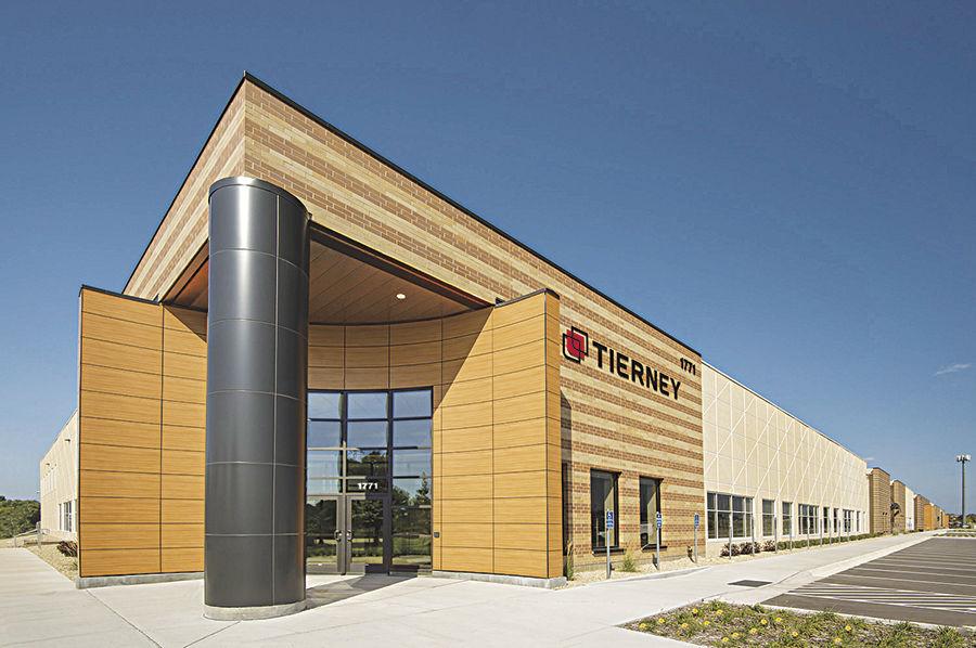 LHB designs award-winning business center