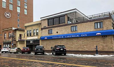 New apartment structure planned for Duluth's HART district