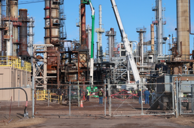 Husky given green light to rebuild Superior refinery
