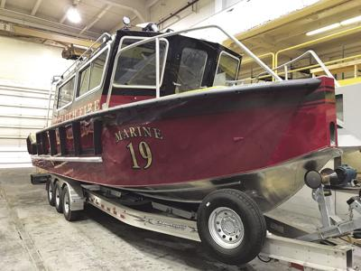 Lake Assault Boats to debut two powerful and versatile  fire and rescue craft at conference