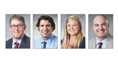 Four physicians join St. Luke's system