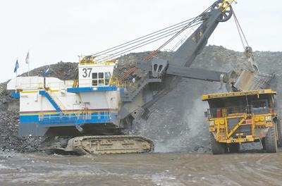 Iron ore production slips in 2019