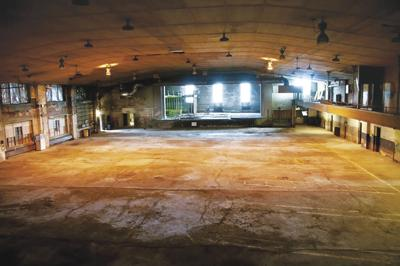 Duluth Armory floor replacement to begin