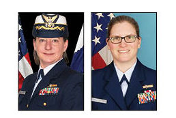 Coast Guard to change command in June