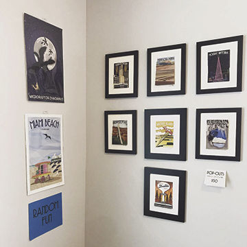 Pop-up gallery and shop opens in Washburn