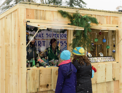 Duluth Winter Village moves to Harbor Drive bayside of DECC