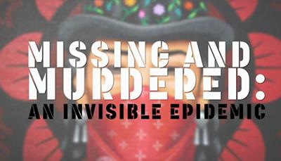 KBJR news special will examine missing/murdered indigenous women