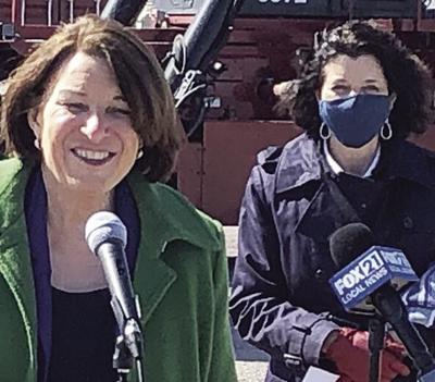 Klobuchar predicts manufacturing, exporting will surge