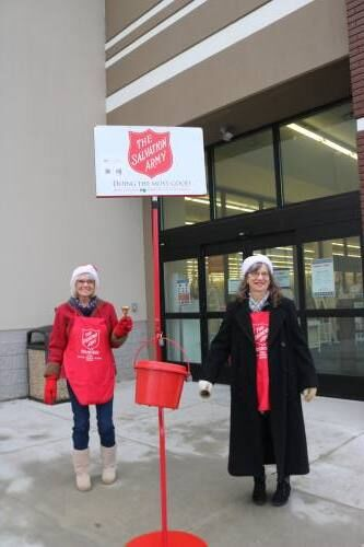 Christmas Assistance Programs List 2021 Michigan Salvation Army Ready To Rescue Christmas News Cadillacnews Com