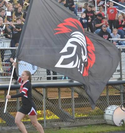 Flying the LC Trojan Flag
