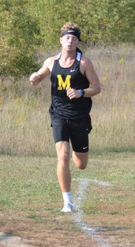 McBain sweeps Highland double-dual