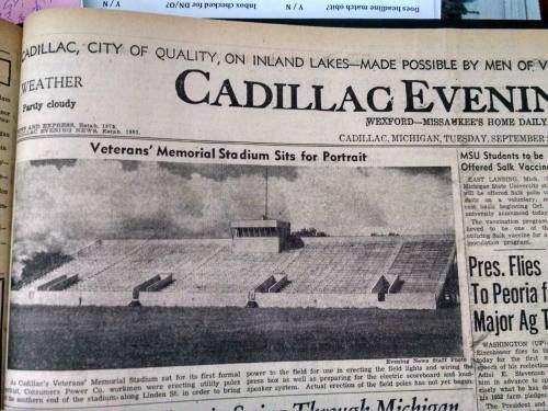 Football stadium is a living memorial to Wexford County war dead