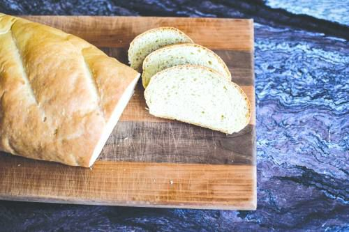 French bread — a necessity of life